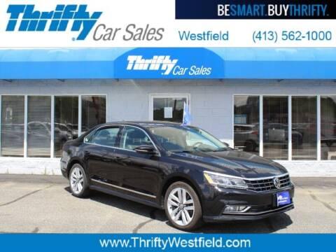 2017 Volkswagen Passat for sale at Thrifty Car Sales Westfield in Westfield MA
