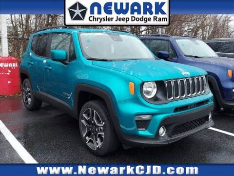 2021 Jeep Renegade for sale at NEWARK CHRYSLER JEEP DODGE in Newark DE