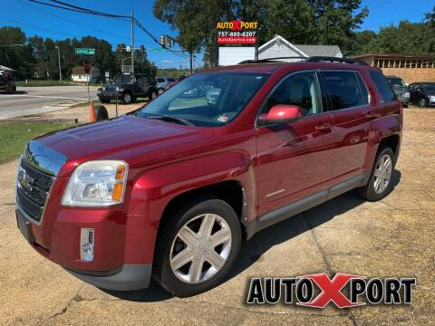 2010 GMC Terrain for sale at Autoxport in Newport News VA