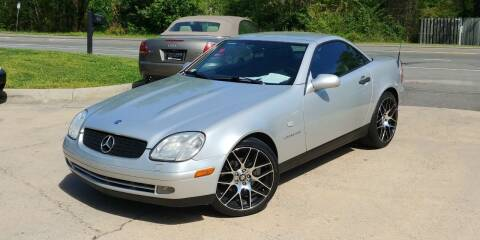 1999 Mercedes-Benz SLK for sale at GTI Auto Exchange in Durham NC