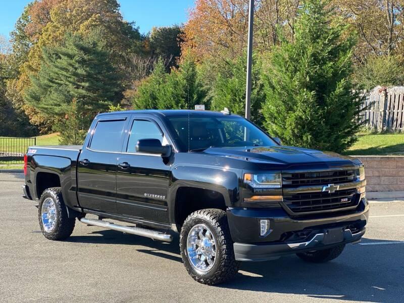 2016 Chevrolet Silverado 1500 for sale at Superior Wholesalers Inc. in Fredericksburg VA