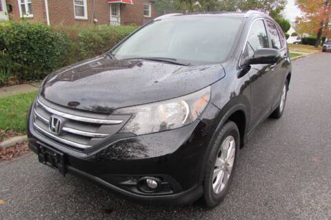 2014 Honda CR-V for sale at First Choice Automobile in Uniondale NY