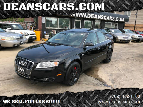 2006 Audi A4 for sale at DEANSCARS.COM in Bridgeview IL