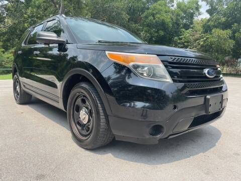 2013 Ford Explorer for sale at Thornhill Motor Company in Lake Worth TX