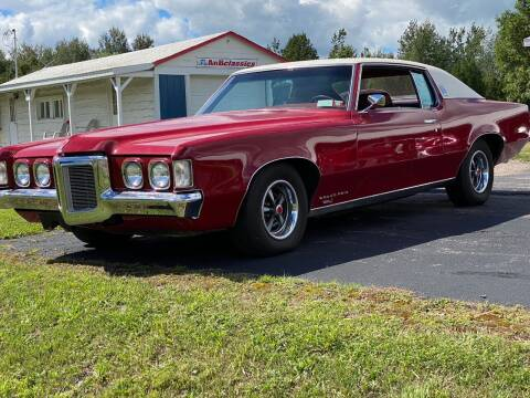 1969 Pontiac Grand Prix for sale at AB Classics in Malone NY