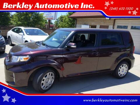 2015 Scion xB for sale at Berkley Automotive Inc. in Berkley MI