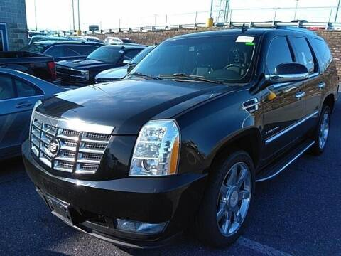 2011 Cadillac Escalade for sale at Great Lakes Classic Cars & Detail Shop in Hilton NY