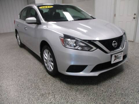 2017 Nissan Sentra for sale at LaFleur Auto Sales in North Sioux City SD