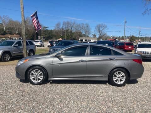 2014 Hyundai Sonata for sale at Joye & Company INC, in Augusta GA
