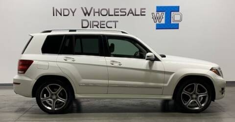 2015 Mercedes-Benz GLK for sale at Indy Wholesale Direct in Carmel IN