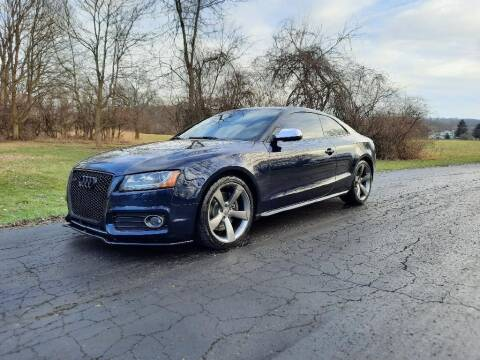 2010 Audi S5 for sale at Moundbuilders Motor Group in Heath OH