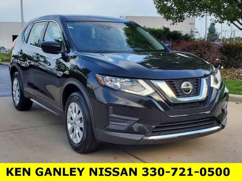 2019 Nissan Rogue for sale at Ken Ganley Nissan in Medina OH