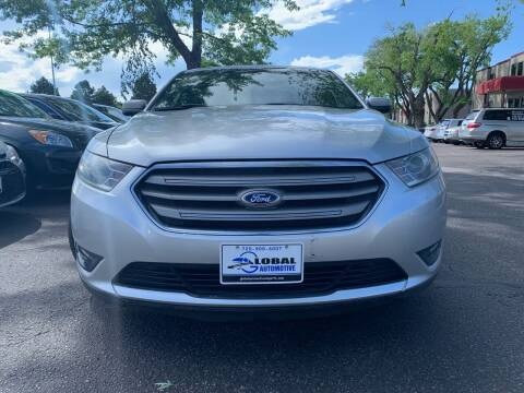 2013 Ford Taurus for sale at Global Automotive Imports of Denver in Denver CO
