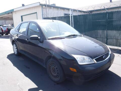 2007 Ford Focus for sale at 777 Auto Sales and Service in Tacoma WA