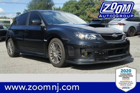 2014 Subaru Impreza for sale at Zoom Auto Group in Parsippany NJ