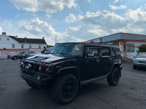 2007 HUMMER H2 for sale at 4X4 Rides in Hagerstown MD