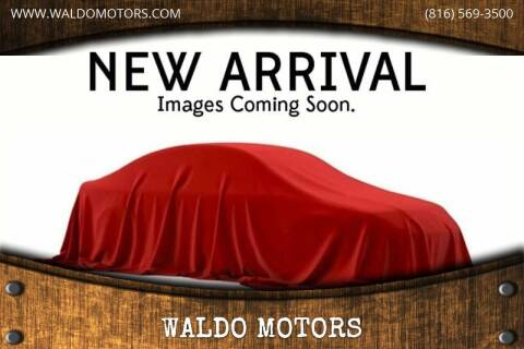 2015 Mitsubishi Mirage for sale at WALDO MOTORS in Kansas City MO
