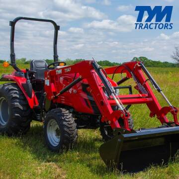 2021 TYM 474H rops for sale at DirtWorx Equipment - TYM Tractors in Woodland WA