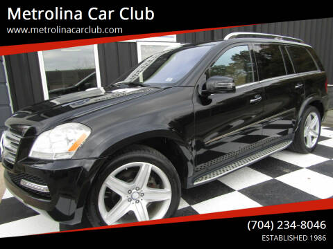 2011 Mercedes-Benz GL-Class for sale at Metrolina Car Club in Matthews NC