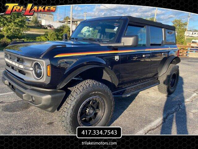 2021 Ford Bronco for sale in Branson, MO