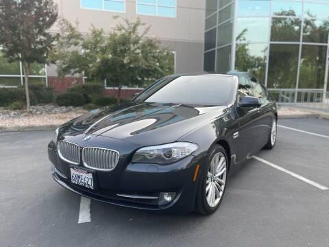 2011 BMW 5 Series for sale at TREE CITY AUTO in Rancho Cordova CA
