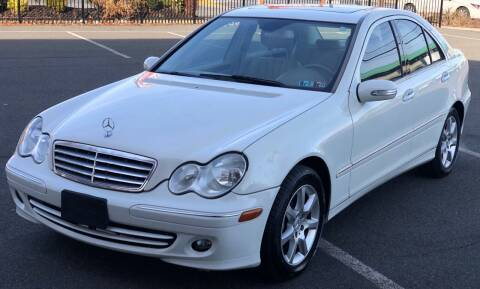 2007 Mercedes-Benz C-Class for sale at MAGIC AUTO SALES in Little Ferry NJ