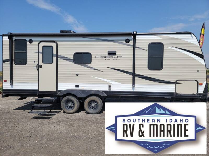 2019 KEYSTONE HIDEOUT 22LHS for sale at SOUTHERN IDAHO RV AND MARINE in Jerome ID