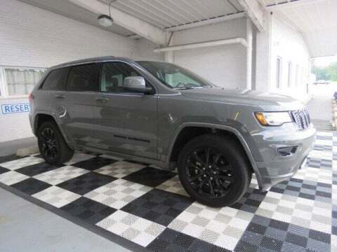 2020 Jeep Grand Cherokee for sale at McLaughlin Ford in Sumter SC
