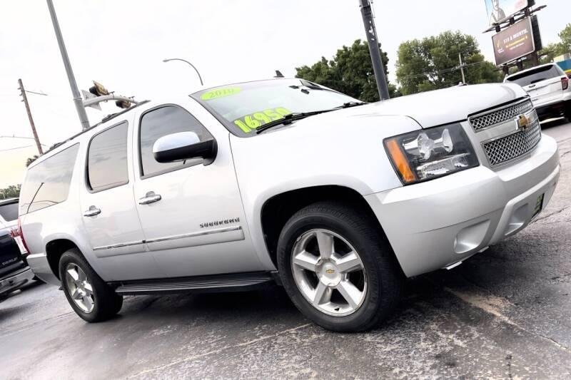 2010 Chevrolet Suburban for sale at Island Auto in Grand Island NE