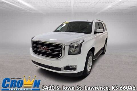 2017 GMC Yukon for sale at Crown Automotive of Lawrence Kansas in Lawrence KS