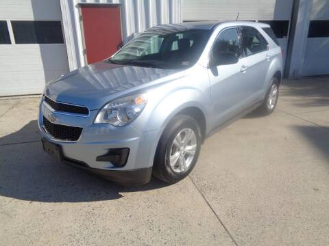 2015 Chevrolet Equinox for sale at Lewin Yount Auto Sales in Winchester VA