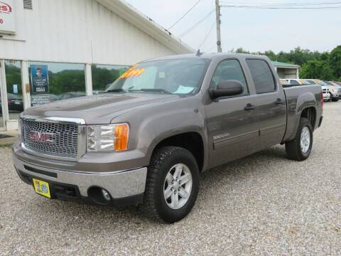 2013 GMC Sierra 1500 for sale at Low Cost Cars in Circleville OH
