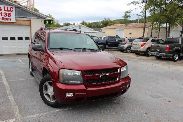 2008 Chevrolet TrailBlazer for sale at SAI Auto Sales - Used Cars in Johnson City TN