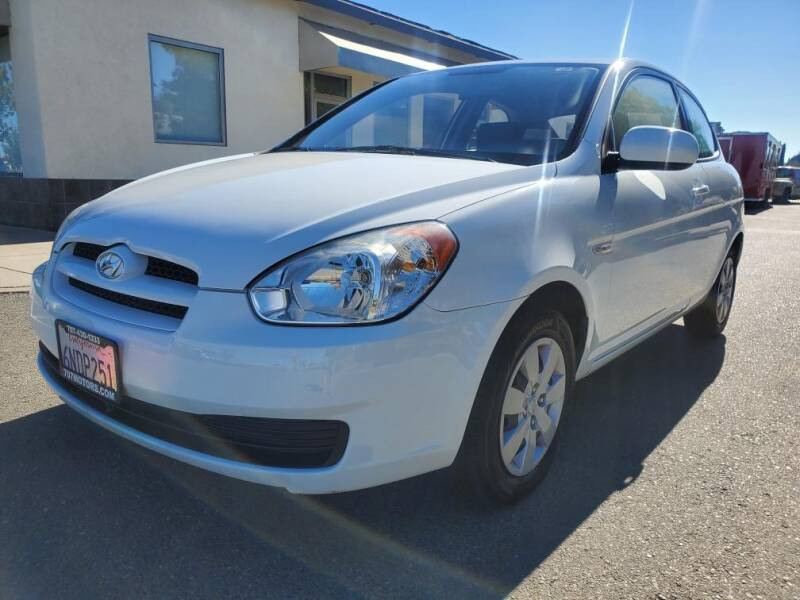 2010 Hyundai Accent for sale at 707 Motors in Fairfield CA
