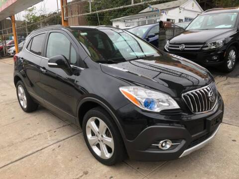 2016 Buick Encore for sale at Sylhet Motors in Jamaica NY