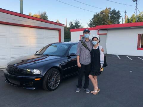 2004 BMW M3 for sale at Redwood City Auto Sales in Redwood City CA