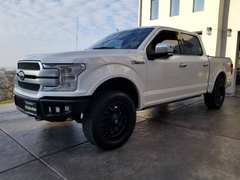 2018 Ford F-150 for sale at 916 Auto Mart ONLY $399 DOWN!!!* in Sacramento CA