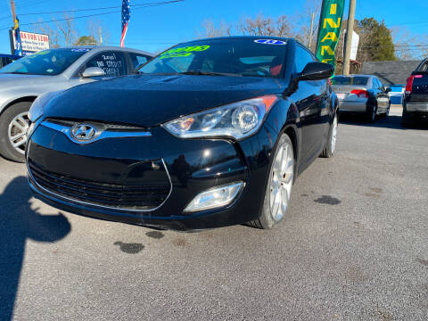 2013 Hyundai Veloster for sale at Cars for Less in Phenix City AL