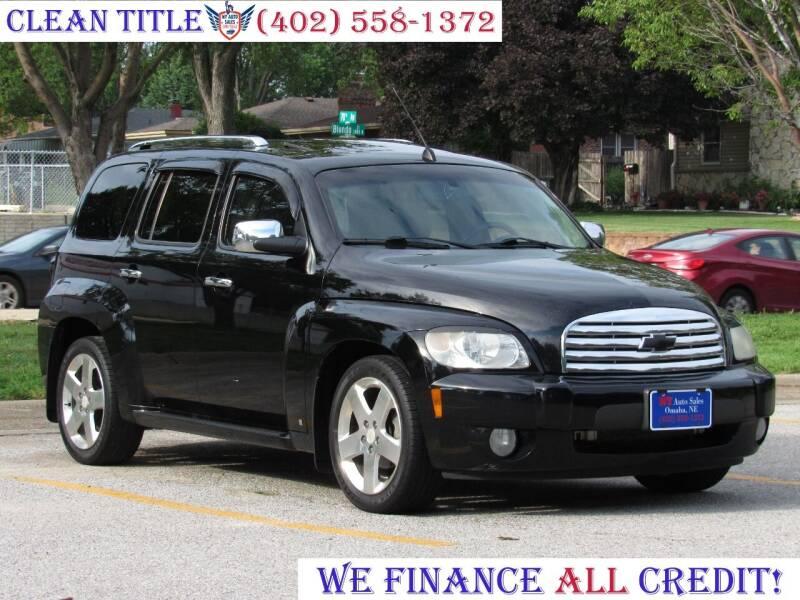 2006 Chevrolet HHR for sale at NY AUTO SALES in Omaha NE