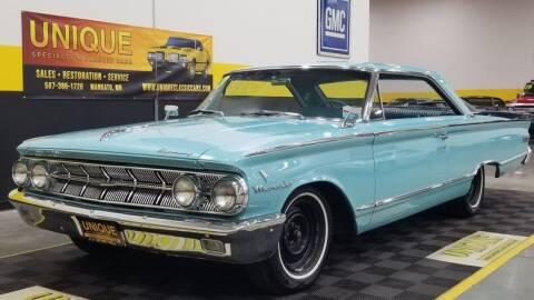 1963 Mercury Marauder for sale at UNIQUE SPECIALTY & CLASSICS in Mankato MN