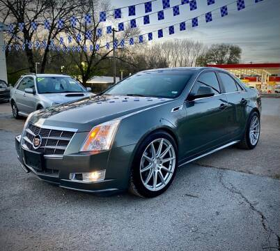 2011 Cadillac CTS for sale at Unique LA Motor Sales LLC in Byrnes Mill MO