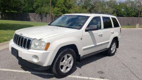 2007 Jeep Grand Cherokee for sale at Nationwide Auto in Merriam KS
