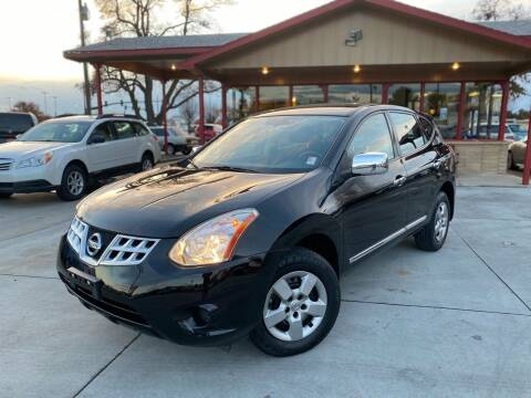 2013 Nissan Rogue for sale at ALIC MOTORS in Boise ID