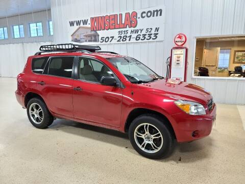 2006 Toyota RAV4 for sale at Kinsellas Auto Sales in Rochester MN