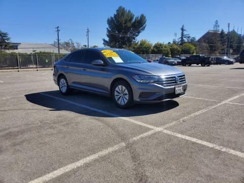 2019 Volkswagen Jetta for sale at ALL CREDIT AUTO SALES in San Jose CA