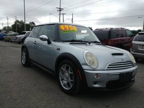 2005 MINI Cooper for sale at Low Auto Sales in Sedro Woolley WA