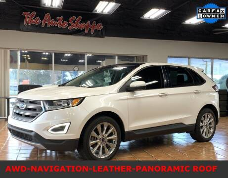 2017 Ford Edge for sale at The Auto Shoppe in Springfield MO