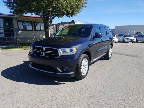 2015 Dodge Durango for sale at Revolution Auto Group in Idaho Falls ID