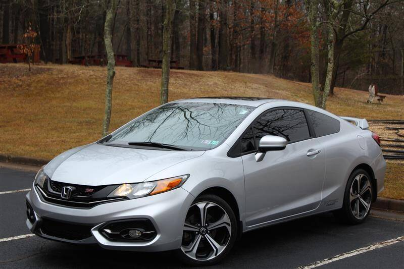 2015 Honda Civic for sale at Quality Auto in Manassas VA