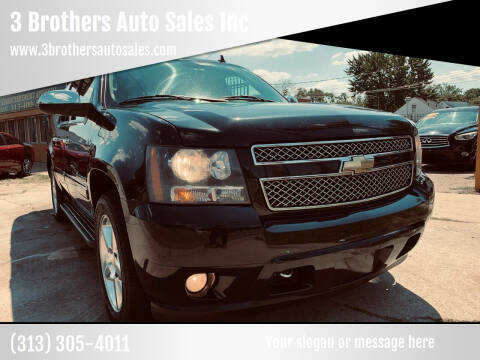 2011 Chevrolet Suburban for sale at 3 Brothers Auto Sales Inc in Detroit MI